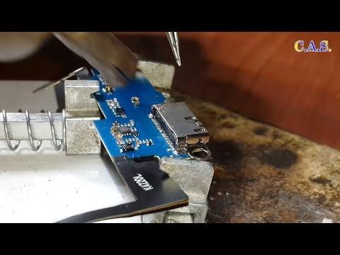 видео: samsung galaxy note 3 - Замена usb разъема (От КАС)