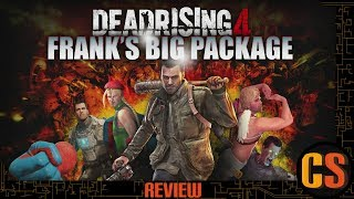 DEAD RISING 4: FRANK'S BIG PACKAGE - PS4 REVIEW
