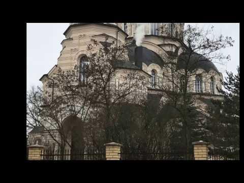 Vilnius and Parliament building