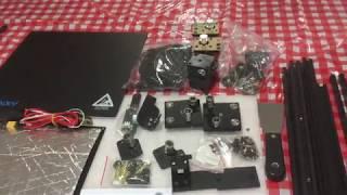 Tronxy X5SA 3D printer review - Terminator T800 Arm 3D printed