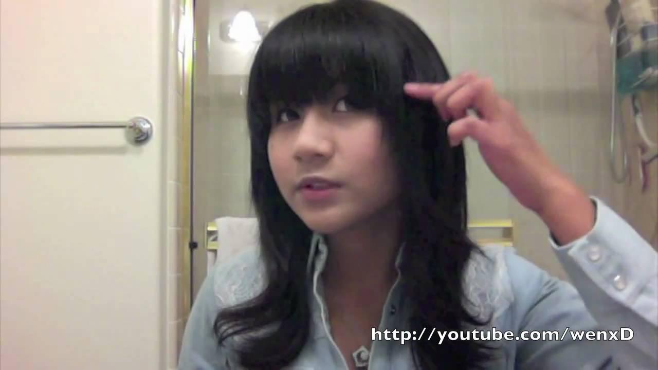 Iu tutorial hairstyle new photo