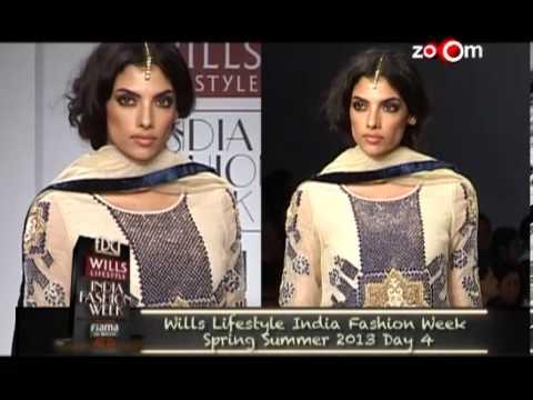 India Fashion Week - Spring Summer 2013 - Episode 4