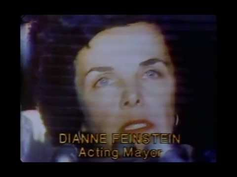Dianne Feinstein Announces Harvey Milk's Death