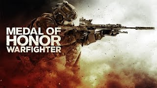 Medal of Honor: Warfighter (Game Movie) 1080p60FPS