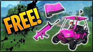 Fortnite 4x Rewards   Get Free Rewards on Using my Support a Creator Code  
