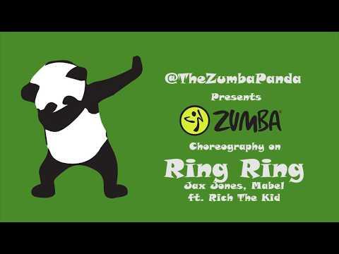 Jax Jones, Mabel - Ring Ring | Zumba Choreo