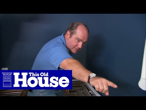 How to Quiet a Noisy Baseboard Heater - This Old House & How to Quiet a Noisy Baseboard Heater - This Old House - YouTube