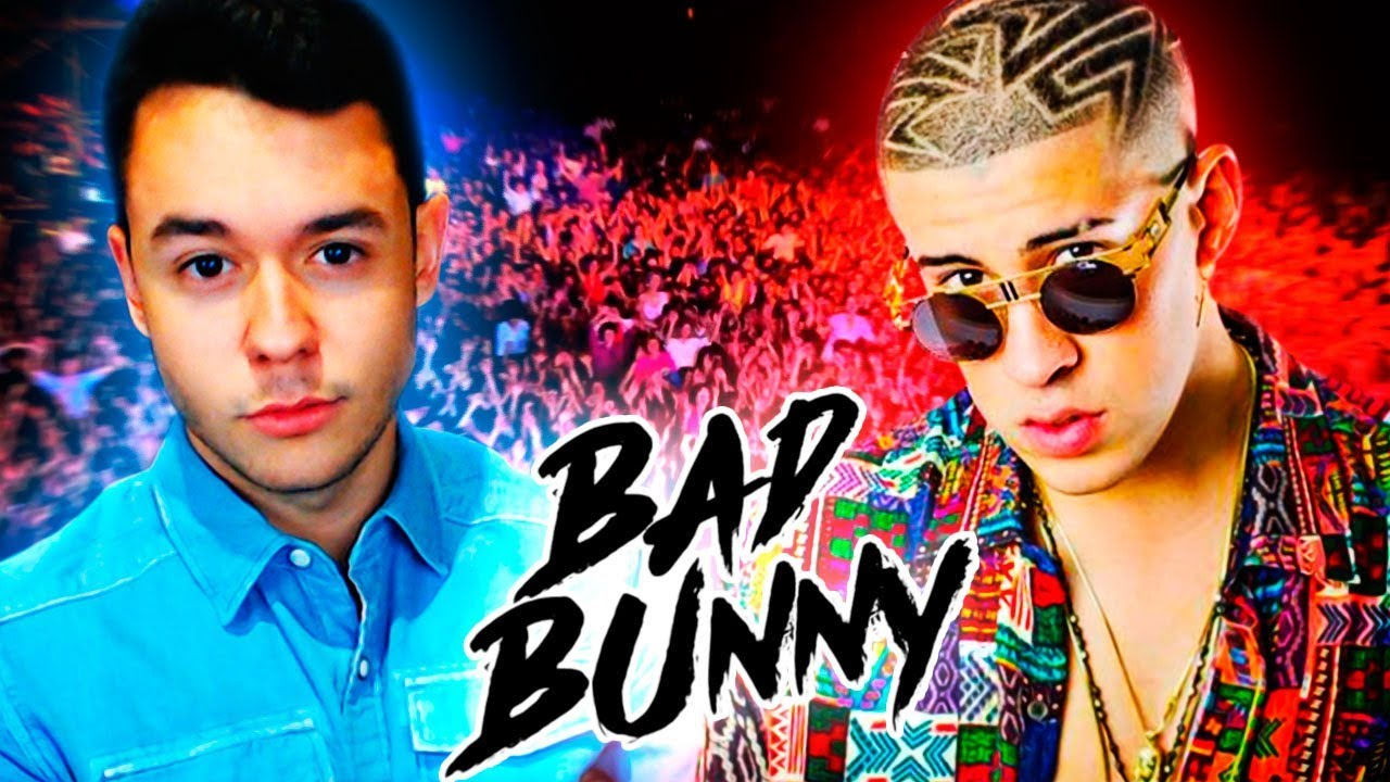 Voy A Un Concierto De Bad Bunny Thegrefg