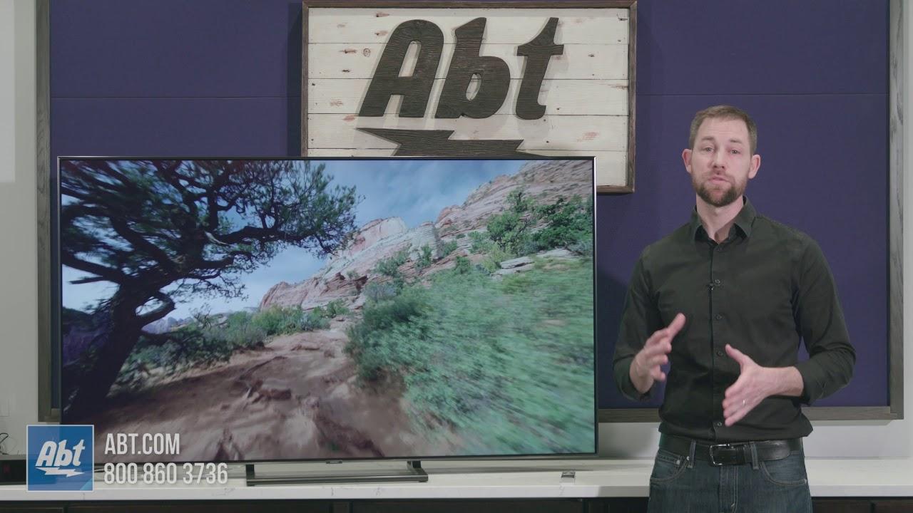 Samsung QFN Series K QLED TV QNQFN YouTube - Abt samsung