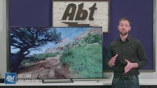 Unboxing Samsung QFN QLED TV QNQFN Clipzuicom - Abt samsung tv