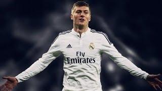 Toni Kroos - All Goals Skills and Assists - Real Madrid 2014/15 | HD