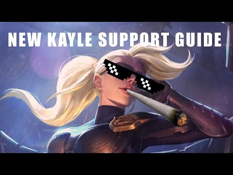 A Genuine Guide To Kayle Support