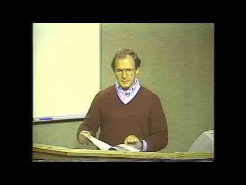 David Patterson's 1985 RISC talk highlights (12 minutes)