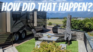 I BOUGHT A RV SITE AFTER BEING IN MONTANA FOR 48 HOURS