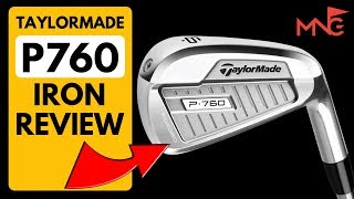 TaylorMade P760 Iron Review - New For 2019