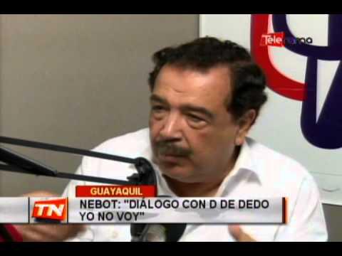 Alcalde aclara la posible ausencia de Rodas en paro
