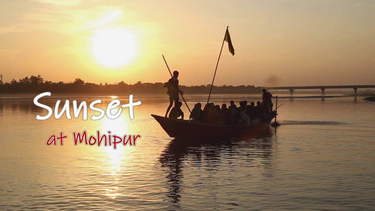Sunset at MOHIPUR
