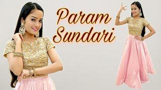 Param Sundari-Mimi | Kriti Sanon, Pankaj Tripathi | A. R. Rahman, Shreya | Dance | Aakanksha Gaikwad