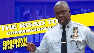 Holt's Road to Commissioner | Brooklyn Nine-Nine