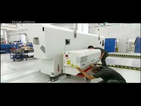 สารคดี การผลิตรถATV การทำสกี เครื่องตัดเลเซอร์ รูปสลักหินอ่อน