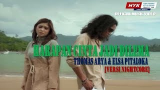 Download lagu Thomas AryaElsa Pitaloka Harapan Cinta Jadi Dilema MP3
