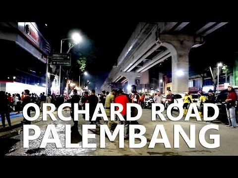 Pedestrian Wisata Sudirman Palembang