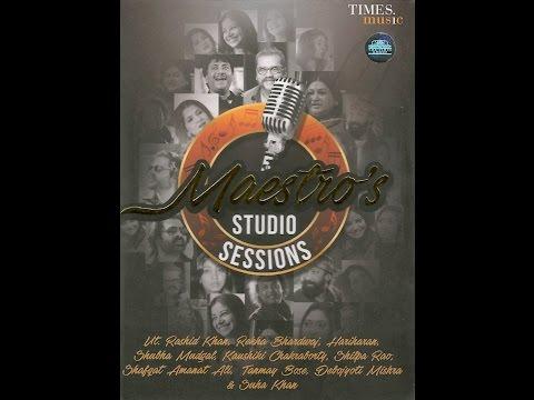 Maestro's Studio Sessions | Promo | Pandit Tanmay Bose, Debojyoti Mishra | Film 1