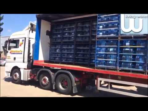 Water Delivery - Living-Water Ltd London