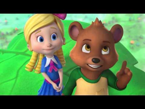 Nova série no Disney Junior - Caracois dourados