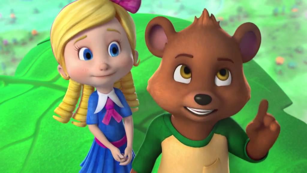 Nova Serie No Disney Junior Caracois Dourados Youtube