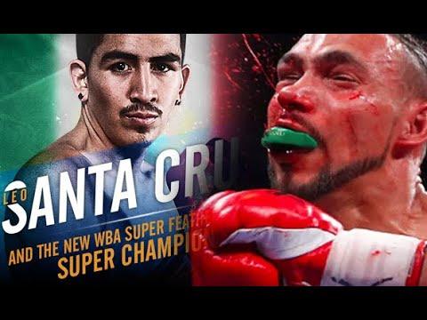 Will Manny Pacquiao support Leo Sta Cruz? on Nov 26 VS. Gervonta DAVIS TRAIN by Floyd Mayweather Jr.