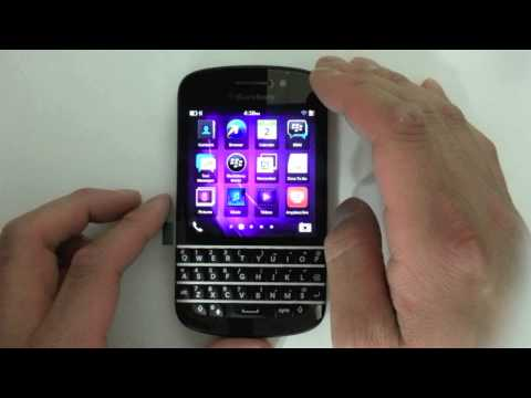 Unlock Blackberry Q10 - How to Unlock Q10 Blackberry OS 10 by MEP Unlock Code Instructions