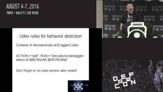 DEF CON 24 - Dr Phil  - Mouse Jiggler: Offense and Defense