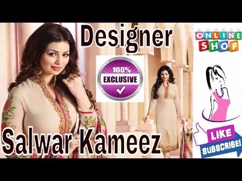 Exclusive Salwar Kameez l Indian Clothing l Cat.2359