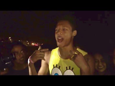 Oceanside Rap Battle: Tj & JoJo v.s. Dazeal & Zaay