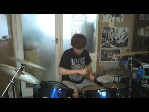 NEVER CATCH ME - FLYING LOTUS FEAT. KENDRICK LAMAR Drum Cover