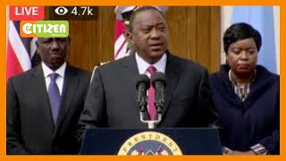 Wabunge na maseneta 41 wamwandikia rais barua ya malalamiko