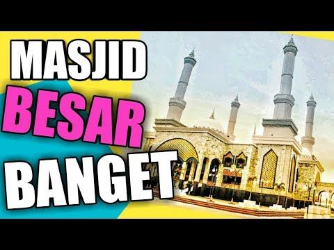 Masjid Paling BESAR di Dunia yang ada di Nunukan - Islamic Centre Kalimantan Utara