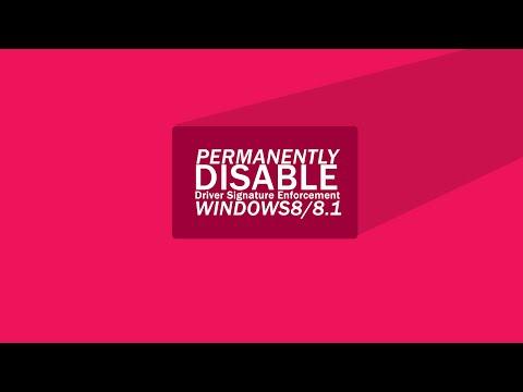 Windows 7 64-bit Disable Driver Signature Enforcement   Doovi