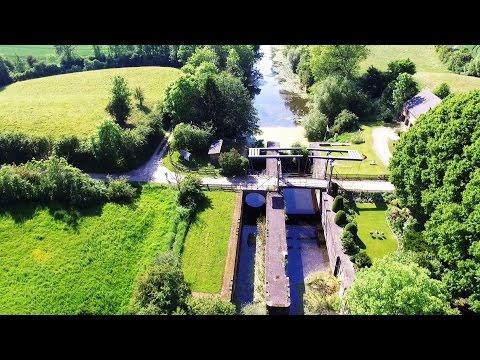 Die Eider - von der Quelle bis zur Mündung (ganzer Film)