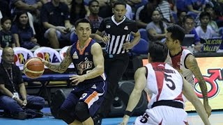 Meralco vs. San Miguel - Q1 | Philippine Cup 2015-2016
