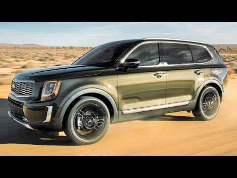 2020 KIA Telluride - New Midsize SUV