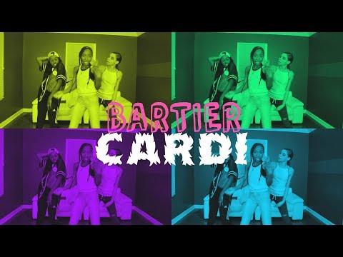 Cardi B - Bartier Cardi (DANCE FREESTYLE)