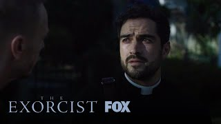 Father Tomas Wakes Up From A Terrifying Dream | Season 2 Ep. 3 | THE EXORCIST