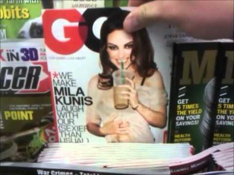 Mila Kunis Sexy Time