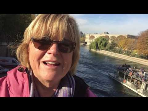 Part 14 Luxembourg Gardens and The Louvre