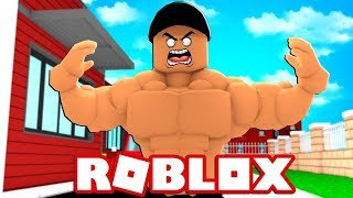 Becoming The STRONGEST SUPER HERO | Super Power Training Simulator in ROBLOX