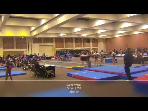 Mina Popovic Level 10- Palm Springs Cup 2018