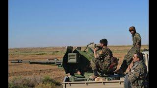 أخبار عربية | اشتباكات بالأسلحة الثقيلة في الجهة الشرقية من مدينة #الرقة