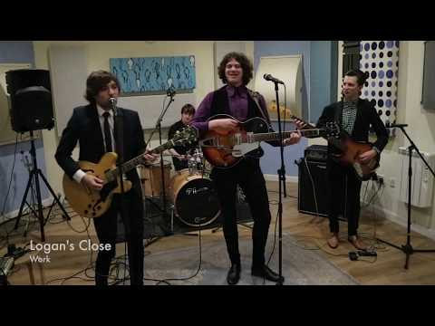 Logan's Close - Work - Live at 7th Harmonic Studios